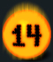 Hot Lotto Hot Ball Number for 2/3/2016 is 14
