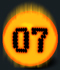 Hot Lotto Hot Ball Number for 7/3/2013 is 7